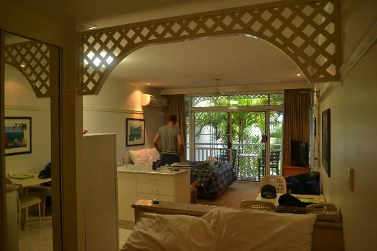 Reef Palms: Room