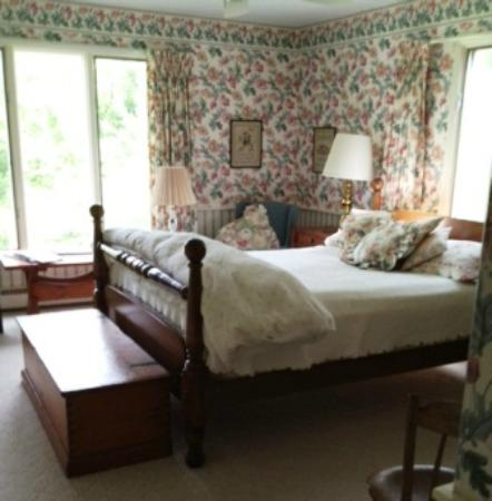 Willey's Farm Bed & Breakfast: room