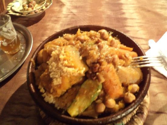 Miyame: vegetarian dish