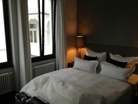 Ceres Hotel: Zimmer der Suite