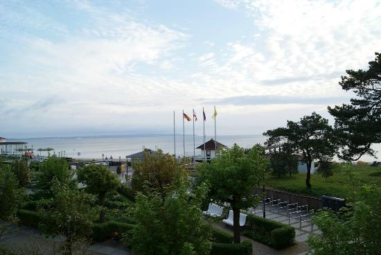 Ceres Hotel: Sicht vom Balkon, tagsüber