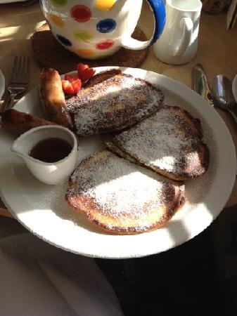 Hayden's: breakfast