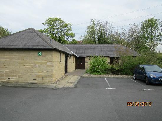 The Keelman's Lodge: Lodge (Rooms)