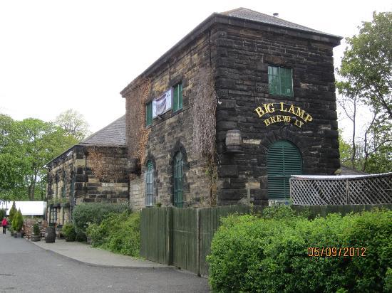 The Keelman's Lodge: Pub and Reception