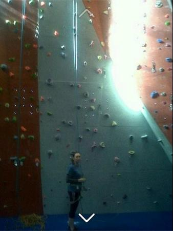 CityROCK Indoor Climbing: Ready to climb