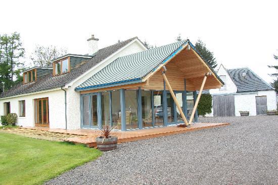 Wemyss House: Blick auf Wemyss Haus