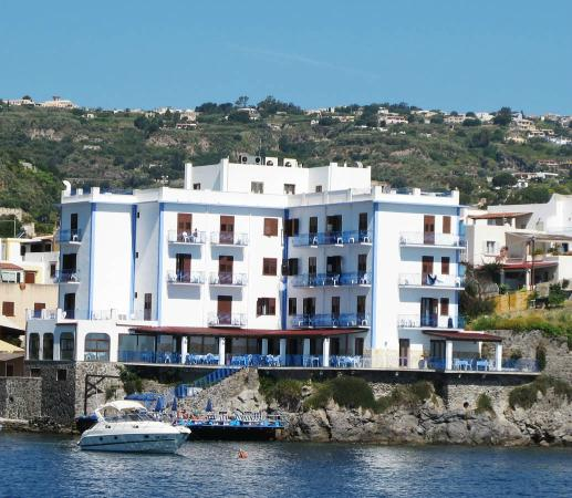 Rocce Azzurre: View from the sea