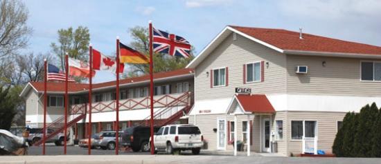 Balanced Rock Inn: Balanced Rock Motel, Fruita, CO