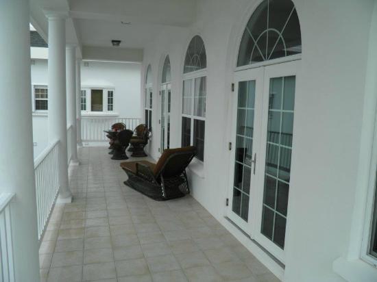 Tara del Sol: B2 balcony
