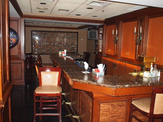 LaGuardia Airport Hotel: Bar