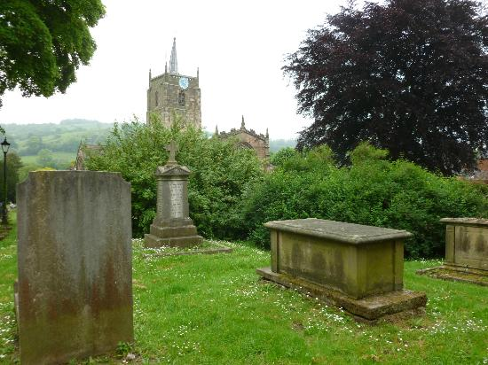 Wirksworth, UK: St. Mary's Church