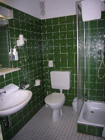 Parkhotel Emstaler Höhe: Das Bad