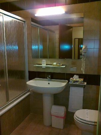 Hotel Marconi : Bagno