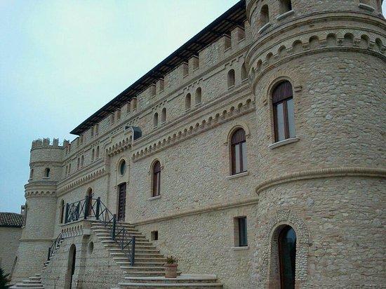 Mozzagrogna, Italien: Castel di Septe