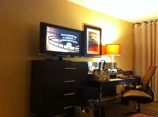 Hyatt Regency DFW: Our Room