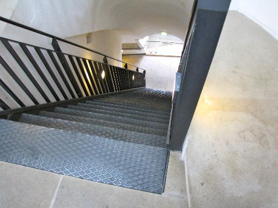Treppen Dresden steile treppe zur kuppel bild frauenkirche dresden tripadvisor