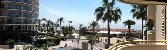 Mediterraneo Sitges: View from Room