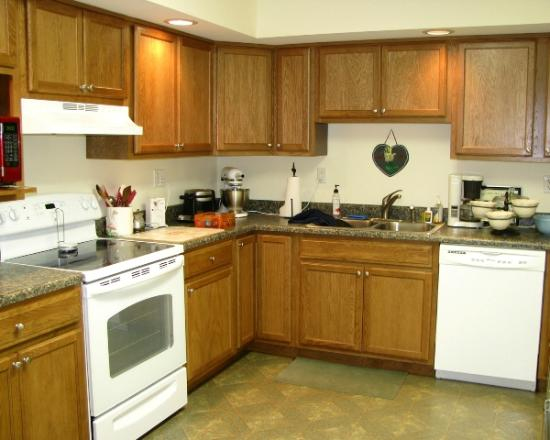 Vanderbilt, PA: Kitchen