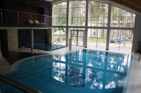 Marena Wellness & Spa: Spa mit Pool und Jacuzzi