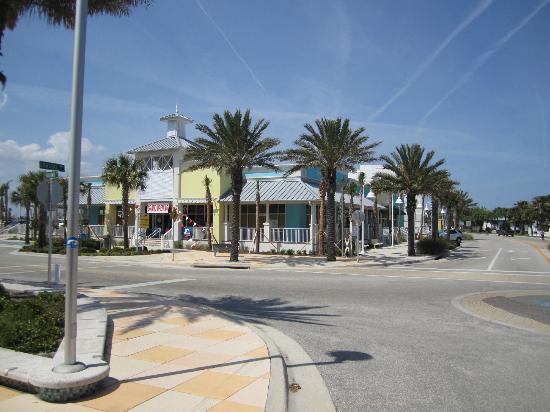 Hampton Inn Suites St Augustine Vilano Beach The Publix Grocery