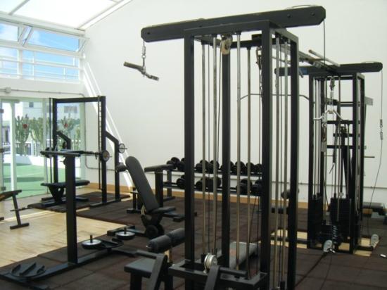 Bull Astoria: Fitness