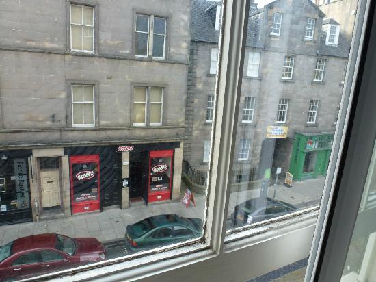 Nicolson Apartments : View