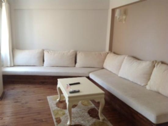 Residence La Vue: Sitting area