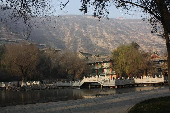 Wuquan Mountain Park: beautiful mountains