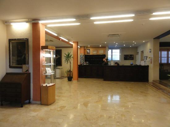 SENTIDO Porto Soller : La réception