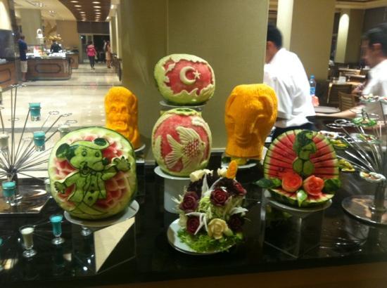 Kahya Resort & Aqua: quality