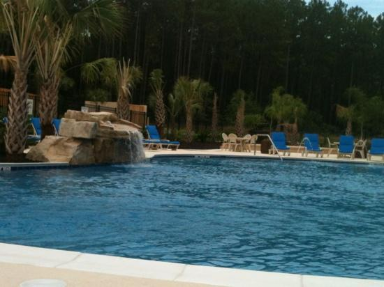 Holiday Inn Dothan: pool is womderful