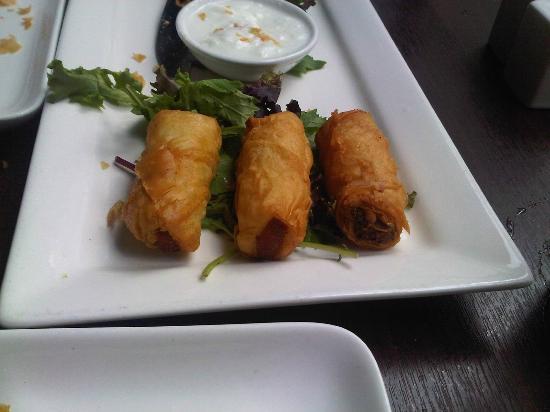 Peridot Resto Lounge: Delicious appy!