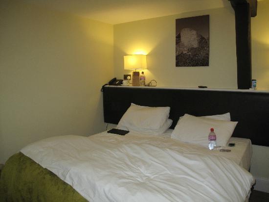 Stocks Hotel: Room