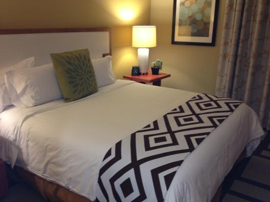 Embassy Suites by Hilton Houston Downtown: Gorgeous rooms!!!