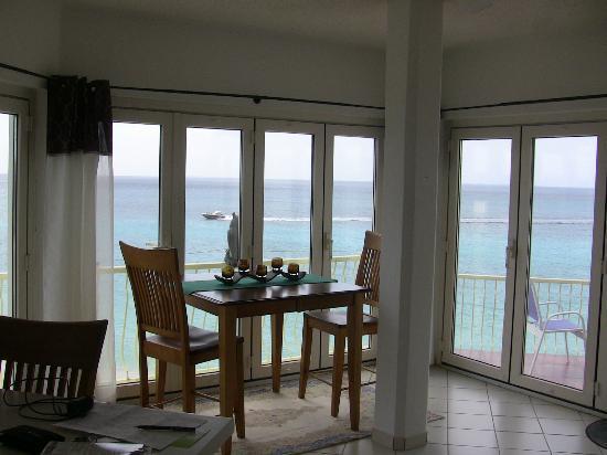 Turtle's Nest Beach Resort: Fantastic View