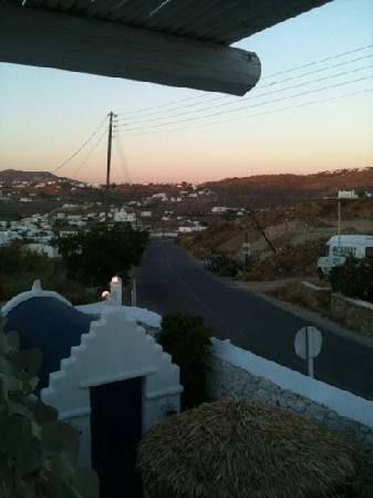Apsenti Couples Only - Mykonos: view from room #1
