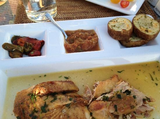 Rancho Pescadero: roasted chicken