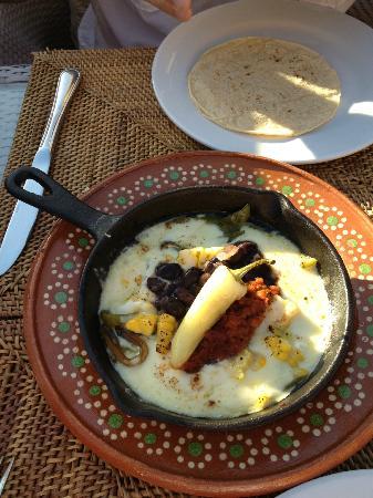 Rancho Pescadero: queso