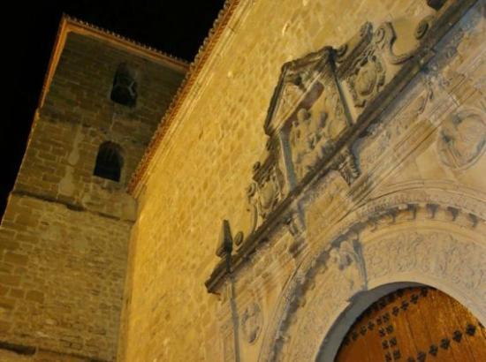Begijar, Espagne : Iglesía Santiago Apóstol