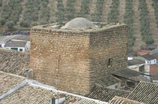 Begijar, Espagne : Torre de Homenaje