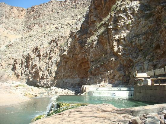 Pah Tempe Hot Springs: Pah Temp Hot Springs and the Virgin River
