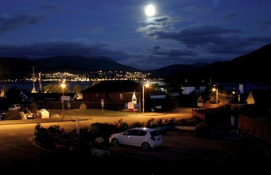 Ben Nevis View: Nightime View