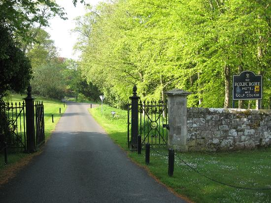 Roxburghe Hotel & Golf Course: un très grand parc