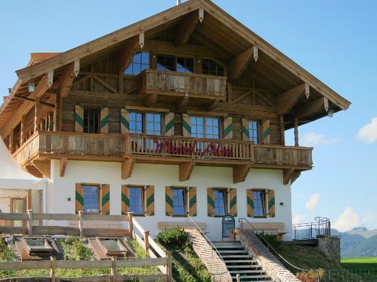Maierl-Alm und Chalets: Haupthaus