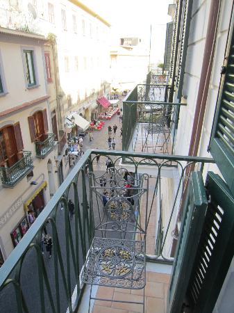 Residenza Luce: View from the balcony