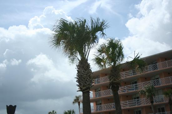 Coral Sands Inn & Seaside Cottages Ormond Beach: view of hotel