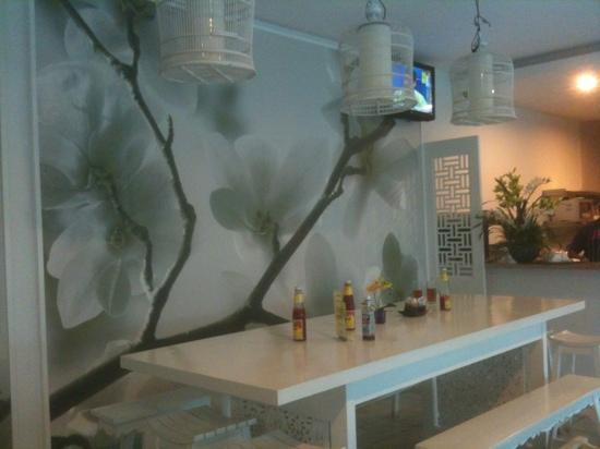 Victoria Inn: dining area