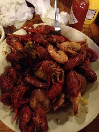 Daddy's Seafood & Cajun Kitchen: Cajun Mixup