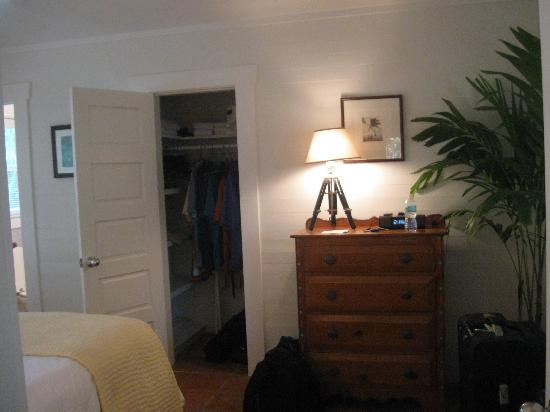The Moorings Village and Spa: Lodges - South Bedroom Area