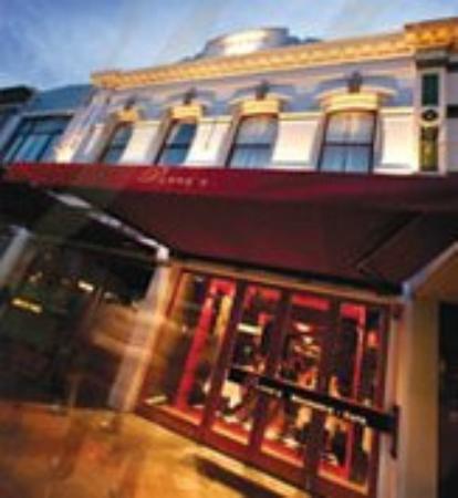 Pierre's: Pierre's George Street Enterance
